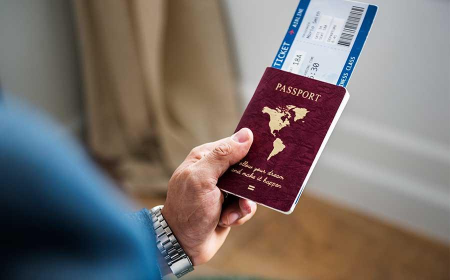 Como tirar passaporte para viajar para os Estados unidos